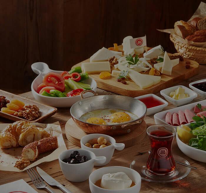 Kahvaltılar
