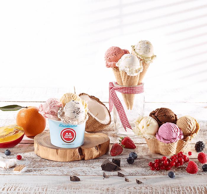 Dondurma Çeşitleri