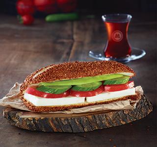 Simit Sandviç