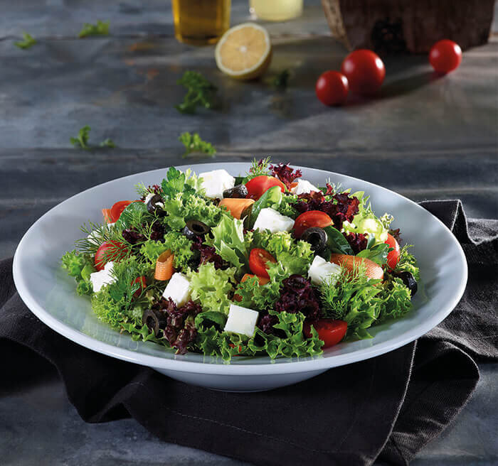 Akdeniz Salata