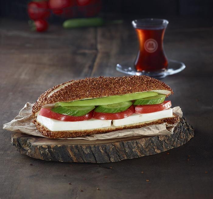 Simit Sandviç